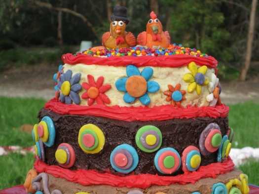Chook Cake